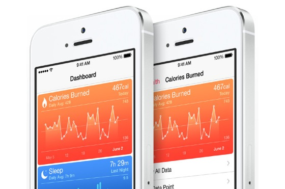 iOS-8-Health-Application
